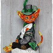 Куклы и игрушки ручной работы. Ярмарка Мастеров - ручная работа Саламон. Handmade.