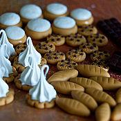 Куклы и игрушки ручной работы. Ярмарка Мастеров - ручная работа Кукольная еда. Handmade.