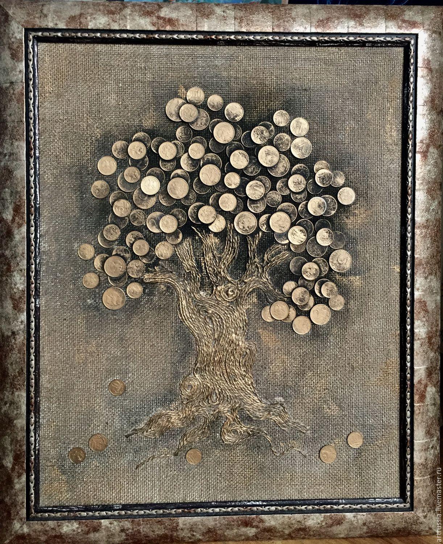 Денежное дерево своими руками стоимость 55