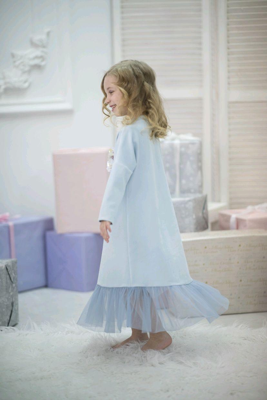 Girls Suede Dress