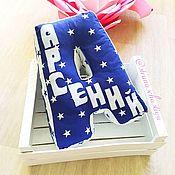 Подарки ручной работы. Ярмарка Мастеров - ручная работа Буквы-подушки. Handmade.