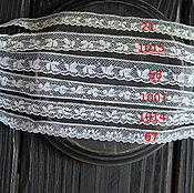 Кружево ручной работы. Ярмарка Мастеров - ручная работа 1. французское кружево с листиками в ассортименте. Handmade.