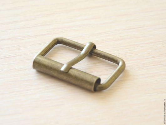 Шитье ручной работы. Ярмарка Мастеров - ручная работа. Купить Пряжка RT 30 мм ( 3 мм) антик. Handmade.