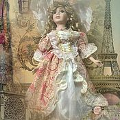 Кукла-оберег ручной работы. Ярмарка Мастеров - ручная работа Кукла - талисман Удача. Handmade.