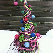 """Подарки к праздникам ручной работы. Ярмарка Мастеров - ручная работа Новогодняя елка """"Витаминно-ягодная"""". Handmade."""