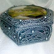 Box handmade. Livemaster - original item Box