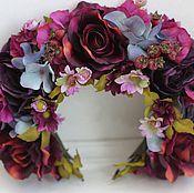 Украшения handmade. Livemaster - original item Headband hair with flowers. Handmade.