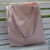 Classic Bag handmade. Livemaster - original item Leather bag womens. Handmade.