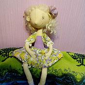 Куклы и игрушки ручной работы. Ярмарка Мастеров - ручная работа Фейка- швейка. Handmade.