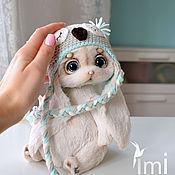 Куклы и игрушки ручной работы. Ярмарка Мастеров - ручная работа заюшка для Кристины. Handmade.