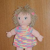Куклы и игрушки ручной работы. Ярмарка Мастеров - ручная работа кукла Светланка. Handmade.