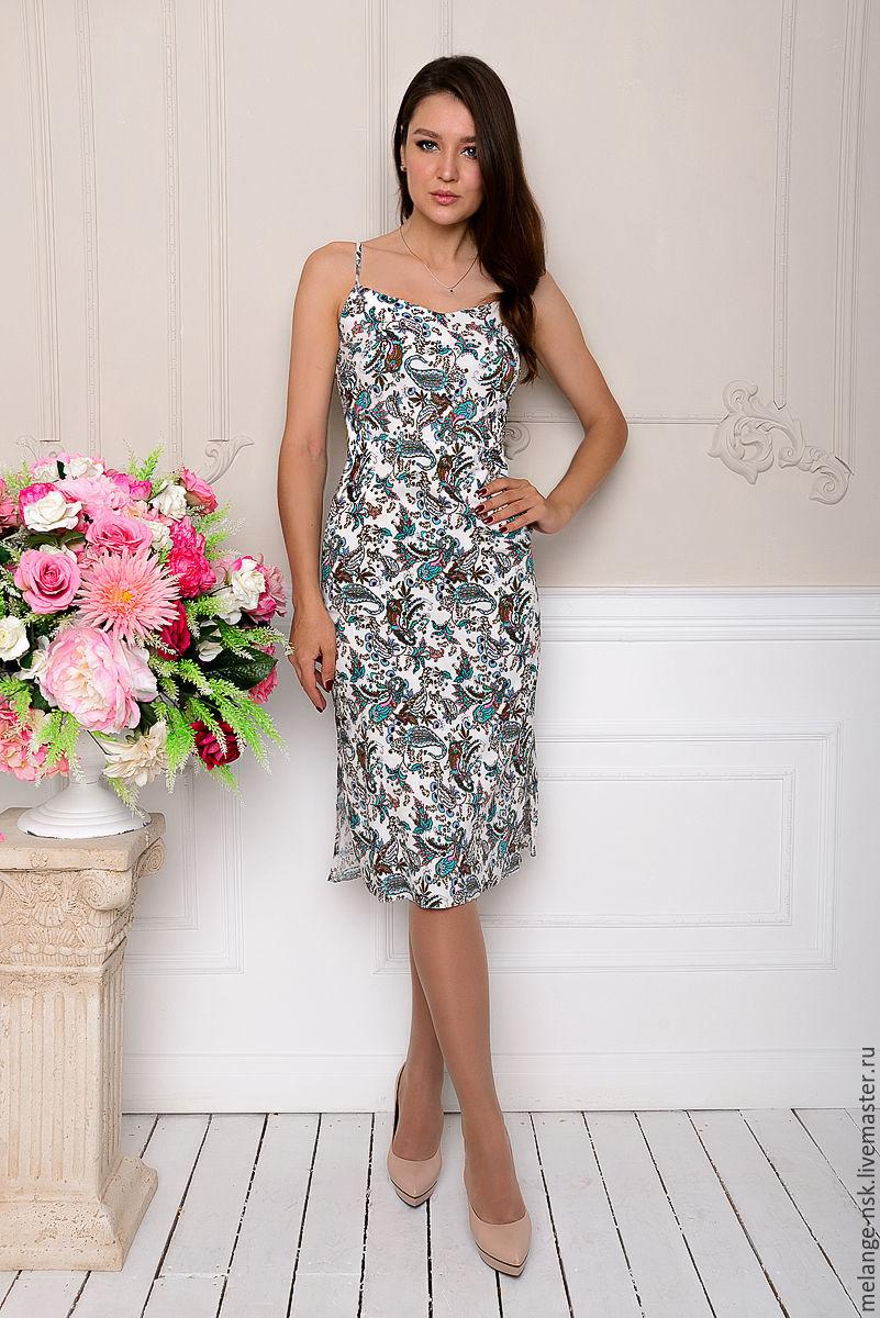 2d8f0ff06317233 Платья ручной работы. Ярмарка Мастеров - ручная работа. Купить Платье из  льна. Платье ...