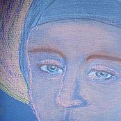 Картины и панно ручной работы. Ярмарка Мастеров - ручная работа Пресвятая Богородица. Handmade.
