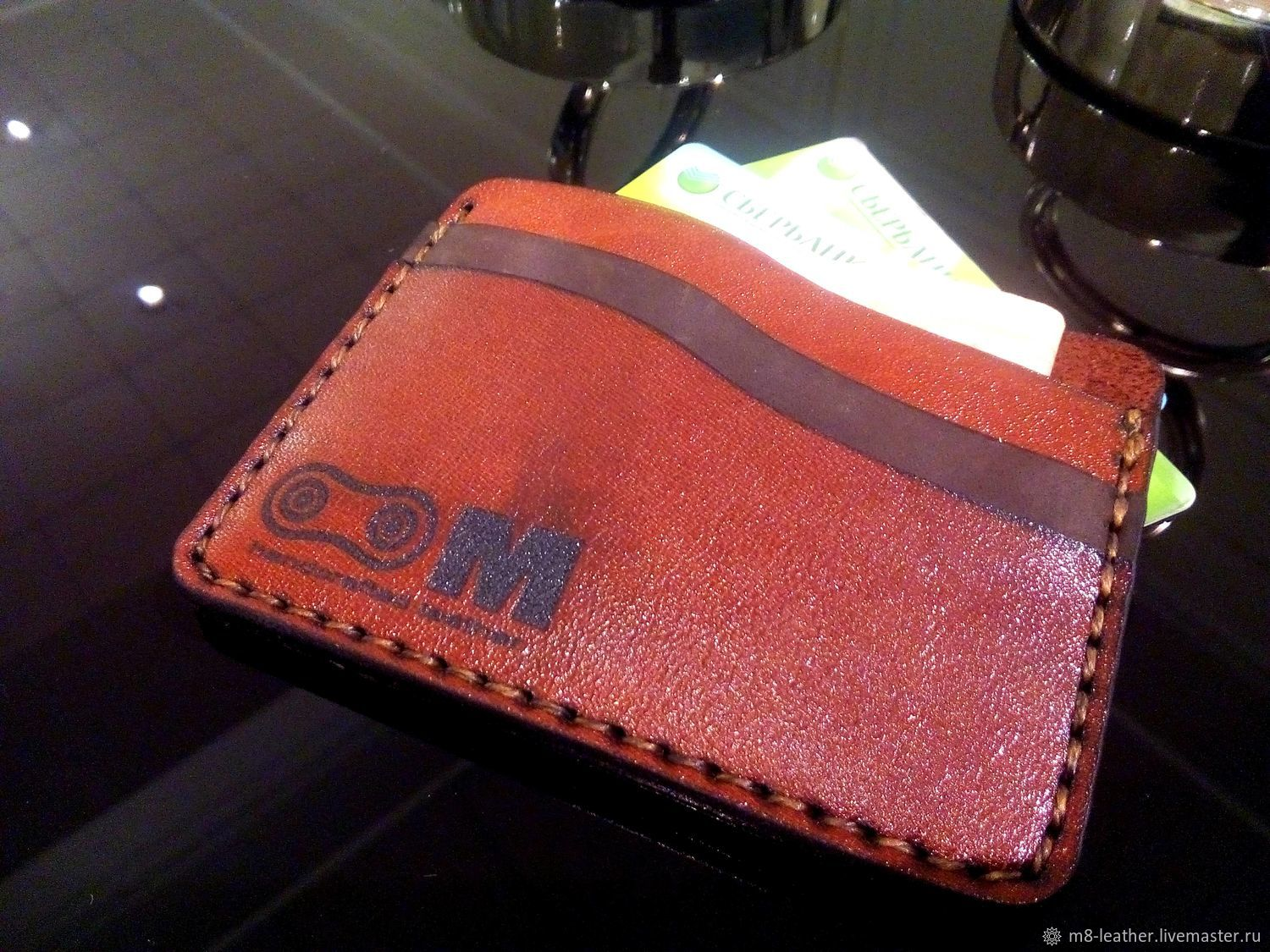 M8 handcrafted leather