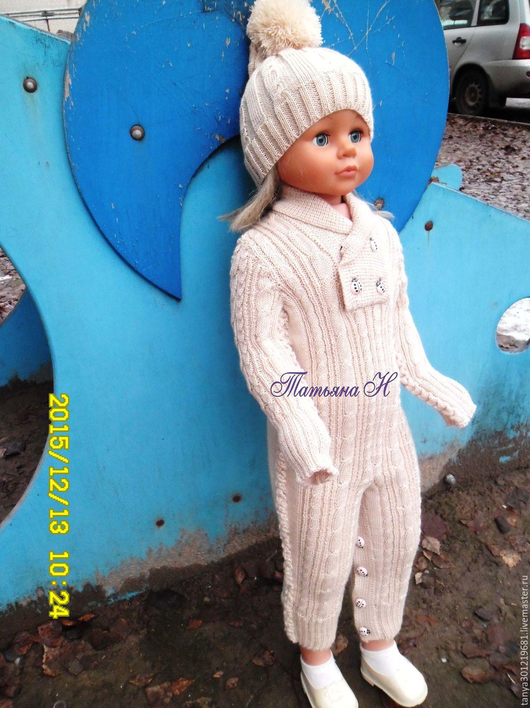 Вязание детских комплектов 3