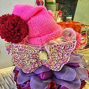 Куклы и игрушки ручной работы. Ярмарка Мастеров - ручная работа Цветочный гном. Handmade.