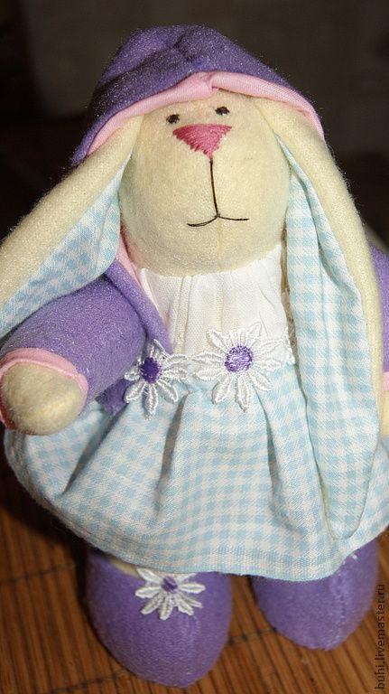Куклы Тильды ручной работы. Ярмарка Мастеров - ручная работа. Купить Тильда-зайка на заказ. Handmade. Тильда, ткань, синтепон