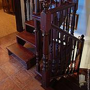 Для дома и интерьера ручной работы. Ярмарка Мастеров - ручная работа Лестницы на три этажа. Handmade.