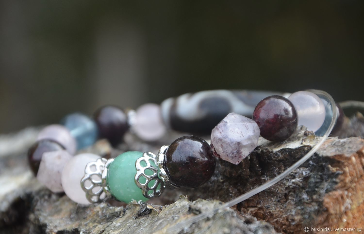 Pomegranate Stone - the mascot of luck, friendship and love 4
