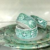 Комплект морских браслетов