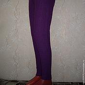 Одежда ручной работы. Ярмарка Мастеров - ручная работа Лосины с объемным рисунком-3. Handmade.