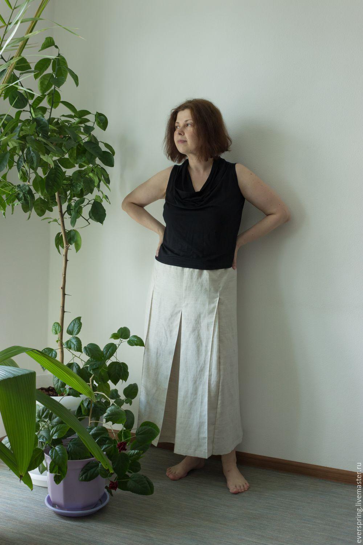 Широкие юбка брюки доставка