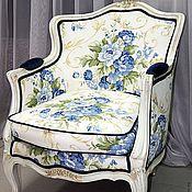 """Для дома и интерьера ручной работы. Ярмарка Мастеров - ручная работа Два кресла """"Французкие Розы"""". Handmade."""