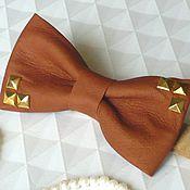 Как из фетра сделать галстук бабочку