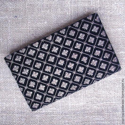 Винтажные сумки и кошельки. Ярмарка Мастеров - ручная работа. Купить Клатч винтажный вышитый серебром. Handmade. Клатч, вечерняя сумочка