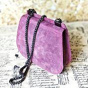 Сумки и аксессуары handmade. Livemaster - original item Handbag with chain. Handmade.