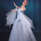 Одежда handmade. Livemaster - original item Ballroom dress  JUVENILITY. Handmade.