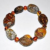 Украшения handmade. Livemaster - original item Amber. Bracelet made of natural amber