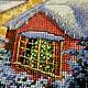Персональные подарки ручной работы. Рождество (ручная вышивка). Мария. Интернет-магазин Ярмарка Мастеров. На День рождения