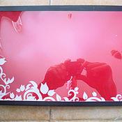 Аксессуары ручной работы. Ярмарка Мастеров - ручная работа Наклейка на крышку ноутбука. Handmade.