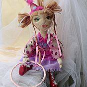 Куклы и игрушки ручной работы. Ярмарка Мастеров - ручная работа Бродячий цирк. Арлея.. Handmade.
