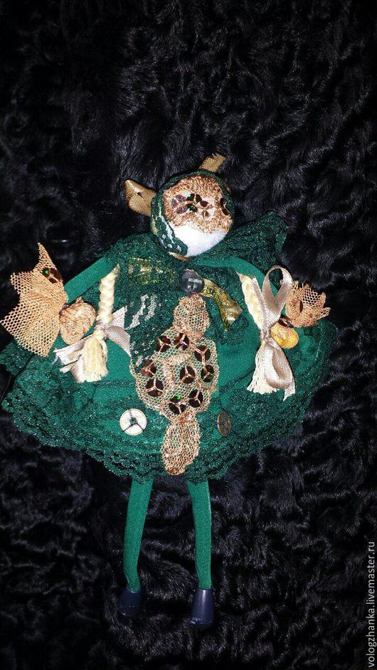 """Сувениры ручной работы. Ярмарка Мастеров - ручная работа. Купить """"Достаток и финансовое благополучие"""" Обрядовая кукла-берегиня. Handmade."""