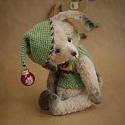 Куклы и игрушки ручной работы. Ярмарка Мастеров - ручная работа Пёсик Рублик. Handmade.