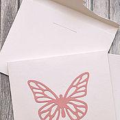 Открытки ручной работы. Ярмарка Мастеров - ручная работа Конверт для подарочной карточки. Handmade.