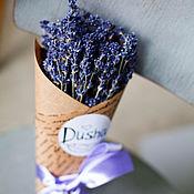 Цветы и флористика ручной работы. Ярмарка Мастеров - ручная работа Лаванда в наборе. Handmade.