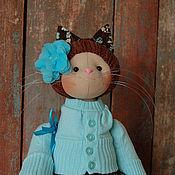 Куклы и игрушки ручной работы. Ярмарка Мастеров - ручная работа Кошечка Alexis. Handmade.