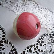 Винтаж ручной работы. Ярмарка Мастеров - ручная работа Сувенирный шарик 1970 года. Handmade.