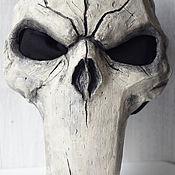 Одежда ручной работы. Ярмарка Мастеров - ручная работа Маска Дарксайдерс Маска Смерти Darksiders-2 маска. Handmade.
