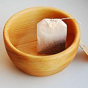 Посуда ручной работы. Ярмарка Мастеров - ручная работа Пиала из кедра. Handmade.