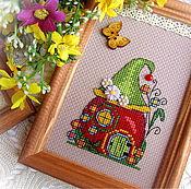 Картины и панно handmade. Livemaster - original item Educational patterns for children`s room. Handmade.