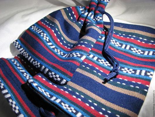 Упаковка ручной работы. Ярмарка Мастеров - ручная работа. Купить Подарочные мешочки, мешочки для подарка 14х10. Handmade. Комбинированный