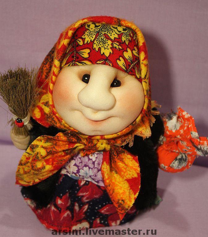 Бабулечка-Ягулечка, Мягкие игрушки, Москва,  Фото №1