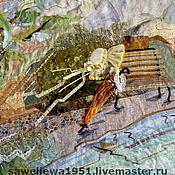 """Картины и панно ручной работы. Ярмарка Мастеров - ручная работа Панно """"Воспоминания"""". Handmade."""