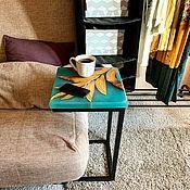 Столы ручной работы. Ярмарка Мастеров - ручная работа Прикроватный столик Havana. Handmade.