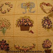 """Для дома и интерьера ручной работы. Ярмарка Мастеров - ручная работа Подушка """"Маленькие радости"""". Handmade."""