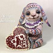 Куклы и игрушки ручной работы. Ярмарка Мастеров - ручная работа Stitches. Handmade.